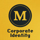 Bold Simple Marketing Corporate Identity - 11