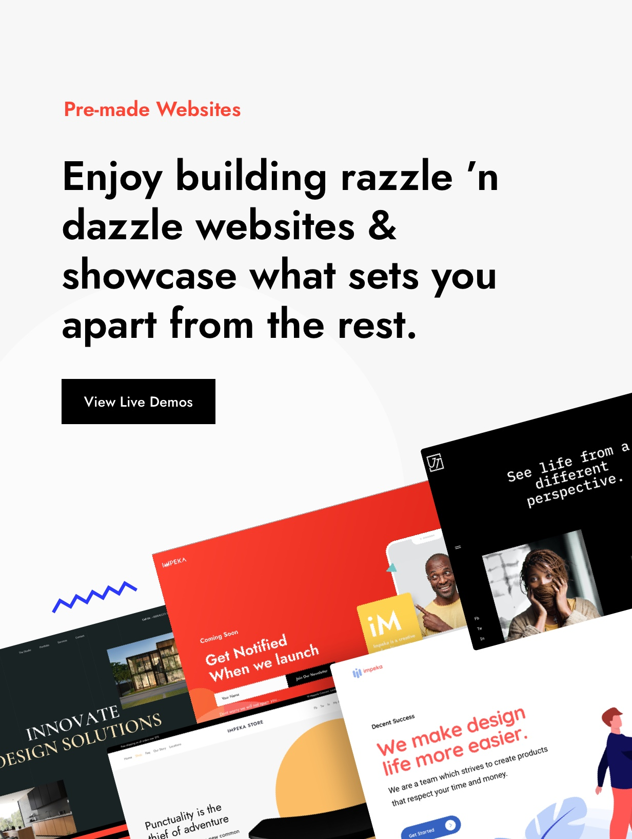 Impeka Websites