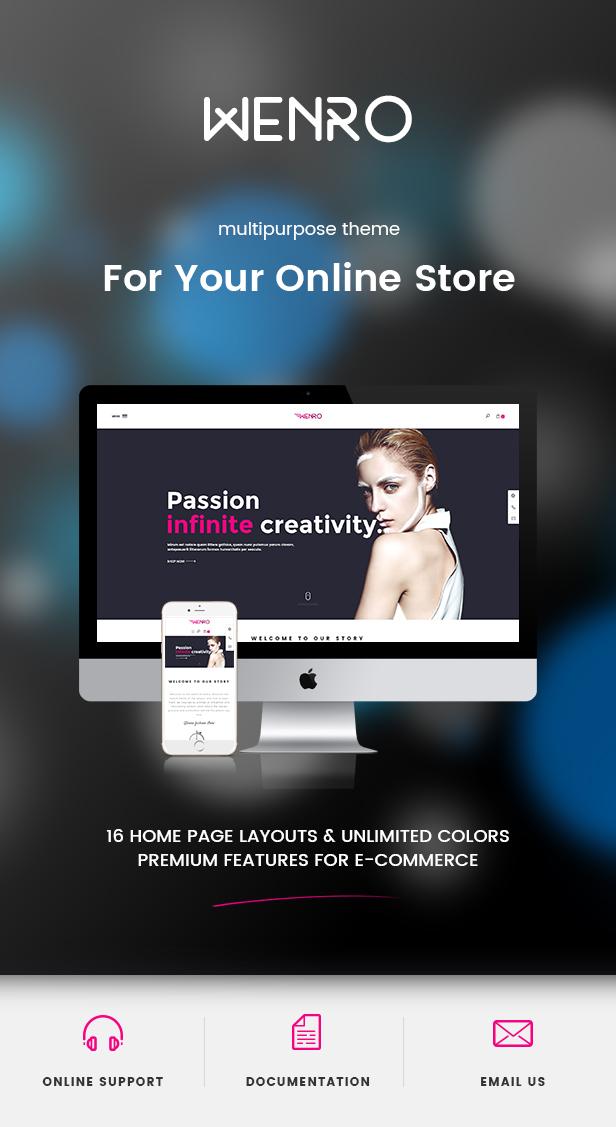 Wenro - Multipurpose WooCommerce WordPress Theme 38