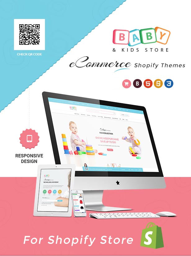 ad245b8e8 Baby Store - Clean, responsive Shopify themes