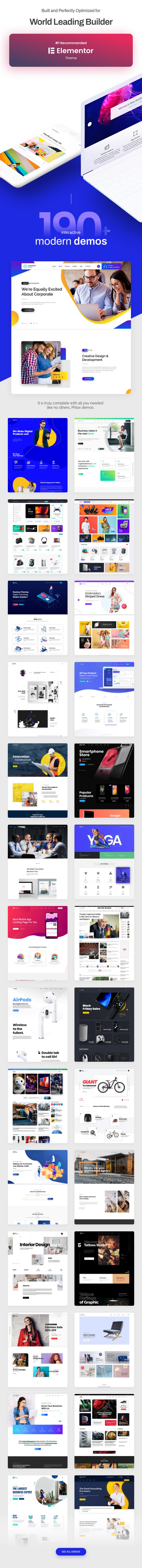Phlox Pro - Elementor MultiPurpose WordPress Theme - 3