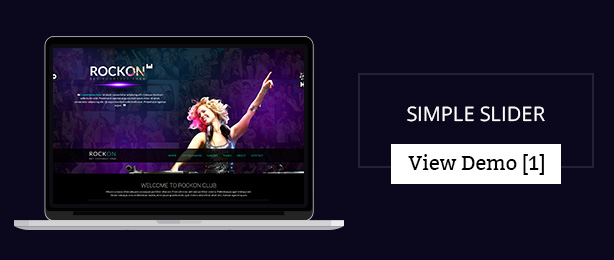Rockon Responsive WordPress Theme