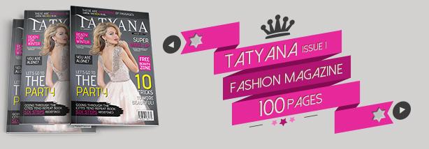 Fashion Tablet Magazine Issue 1 - 2