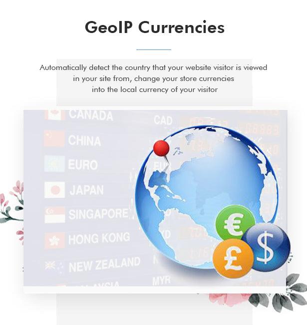 GEO IP Currency