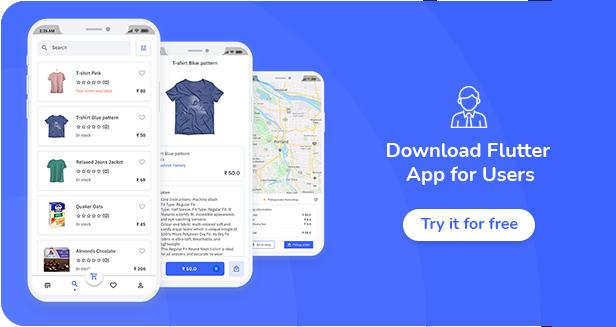 EMall | Multi Vendor E-Commerce Full App - 10
