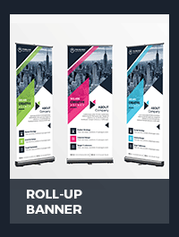 Roll Up Banner - 2