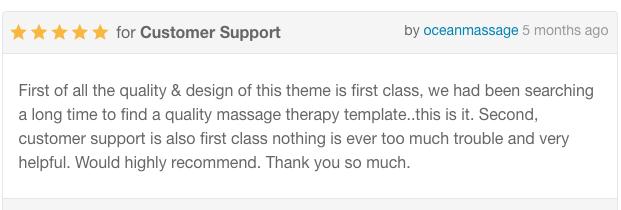 Massage Therapist and Spa Salon WordPress Theme - 3