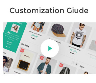 YourStore Opencart theme customization