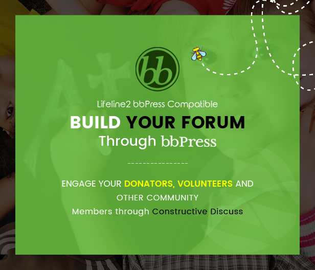 Lifeline 2 - An Ultimate Nonprofit WordPress Theme for Charity, Fundraising and NGO Organizations - 14