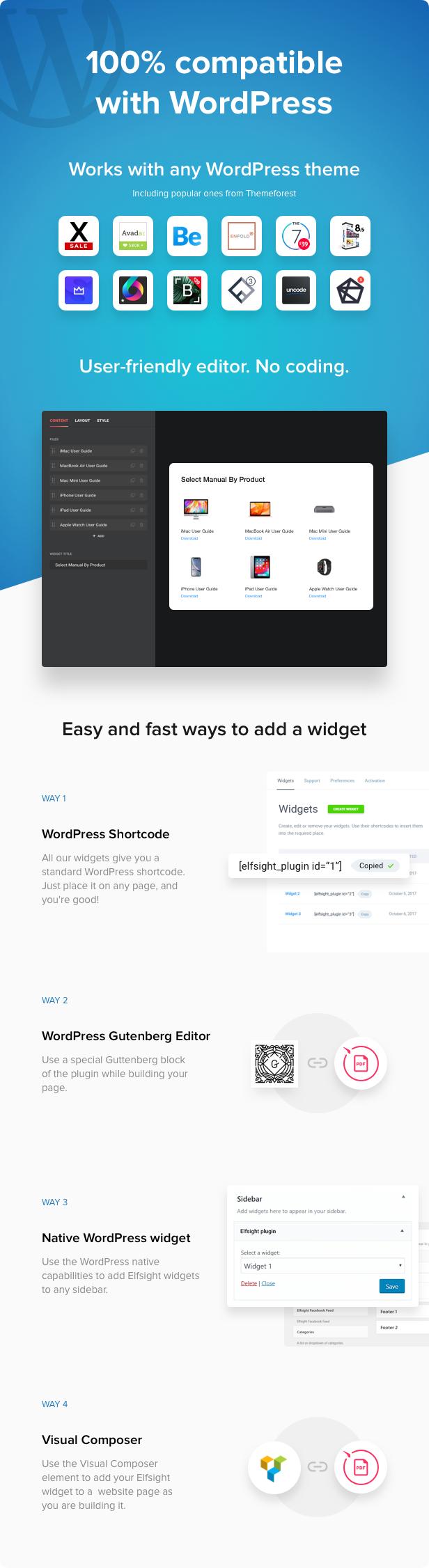 PDF Embed - WordPress PDF Viewer plugin