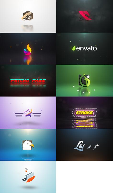 Layers | Logo Animation Kit - 4