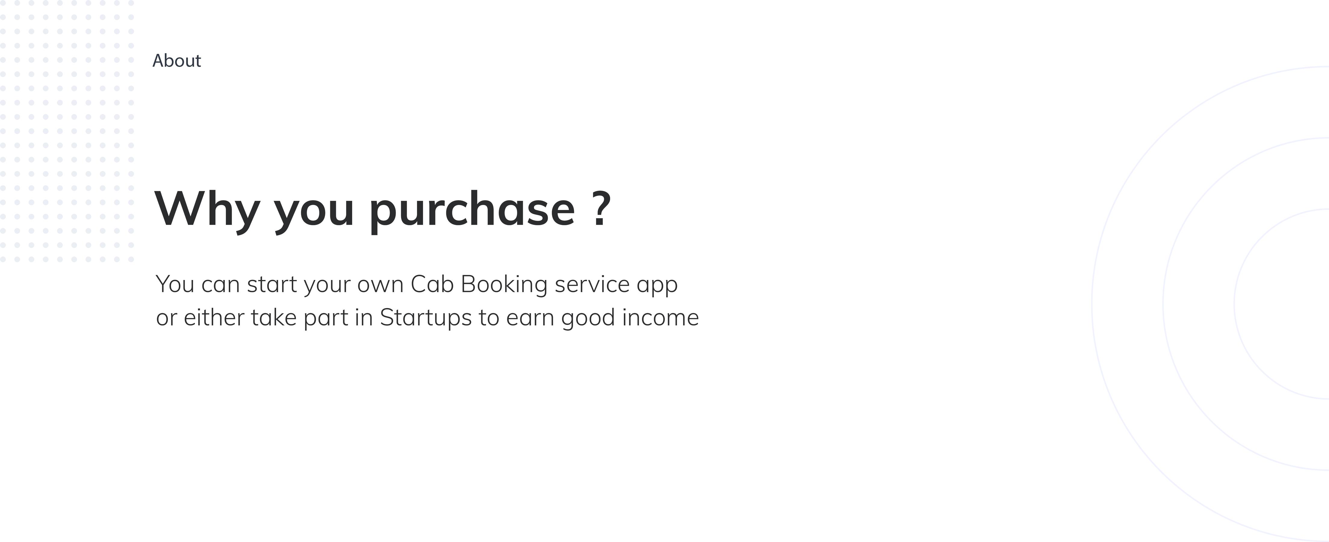 Kareem Taxi App - Cab Booking Solution + admin panel - 2