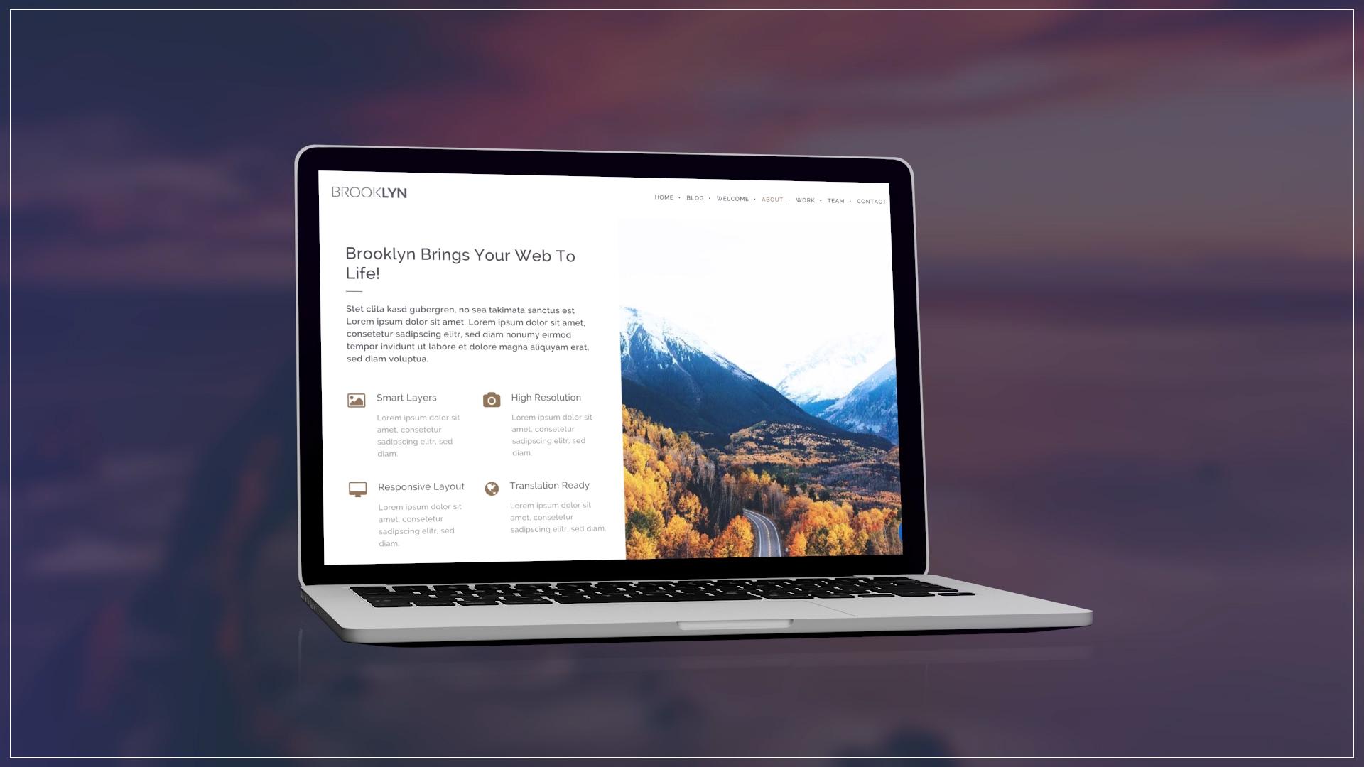 Soft Website Promo - 5