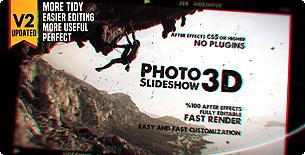 Photo Slideshow 3D