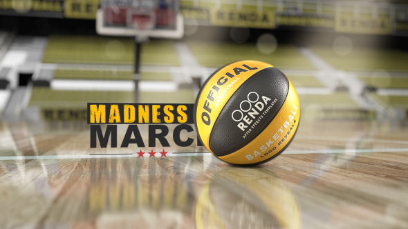 Basketball Logo Reveals - Mockup - 27
