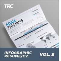 Infographic Resume Vol 3 - 8