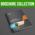Company Brochure Bi-Fold Template Vol.34 - 15