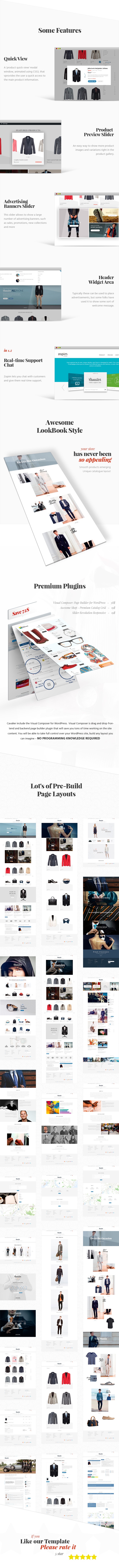 Cavalier - We Sell the Trends. Woocommerce Theme - 7
