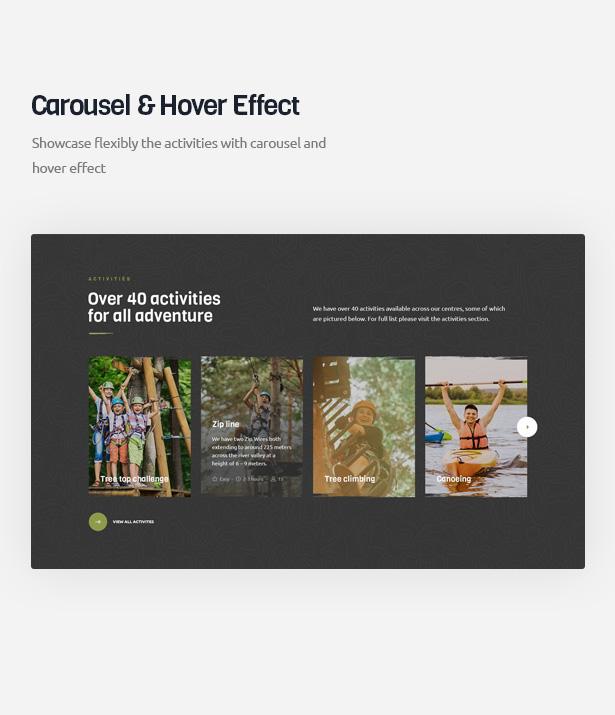 Winwood - Outdoor Activities Centre WordPress Theme