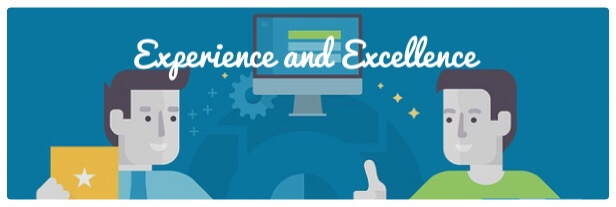 Experience and Excellence - stockmusic