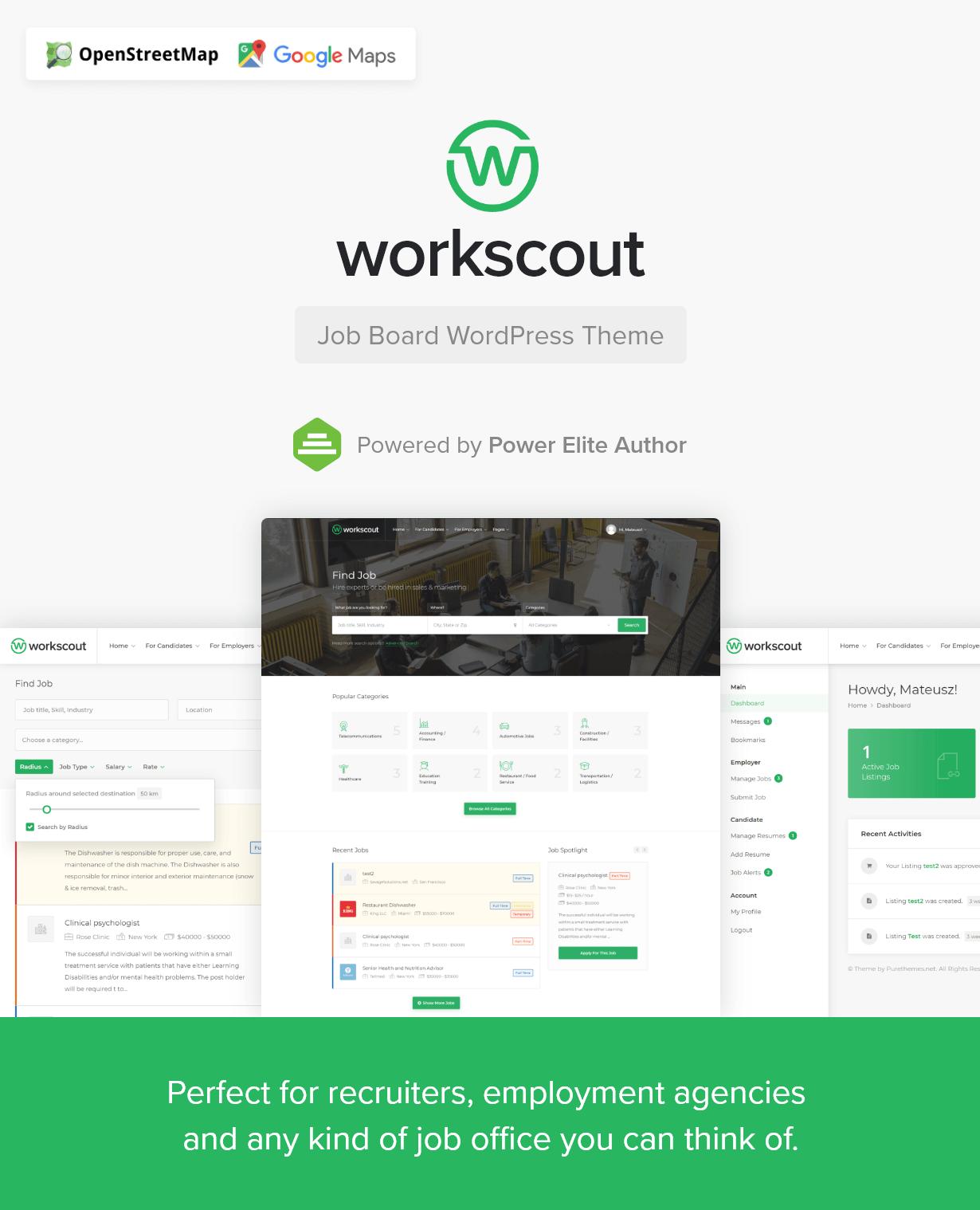 WorkScout v2.0.18-仿拉钩/智联招聘求职网站主题插图4