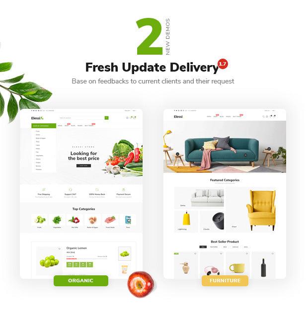 Elessi - Responsive Shopify Theme