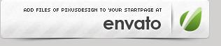 Follow PixusDesign on Envato!