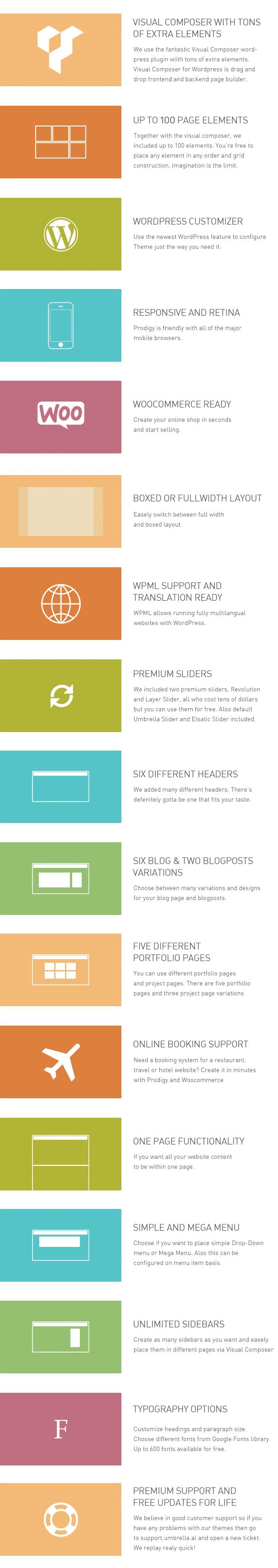 Prodigy - Impressive Multi-Purpose WordPress Theme - 4