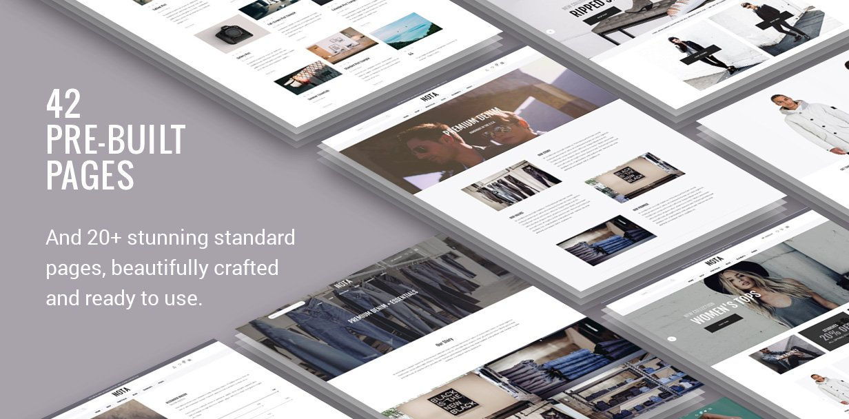 Nota - Creative Multi-Purpose eCommerce Theme - 8