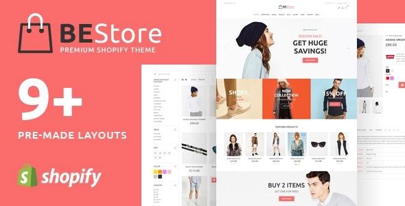 Bestore - beautiful shopify theme