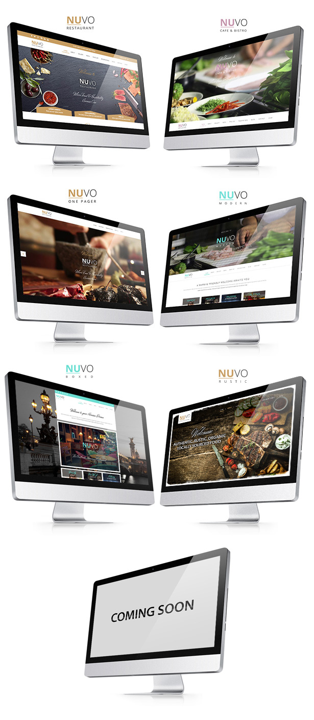 Futura, MultiPurpose Creative Drupal Theme - 2