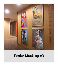 Square Canvas Mock-up - 12