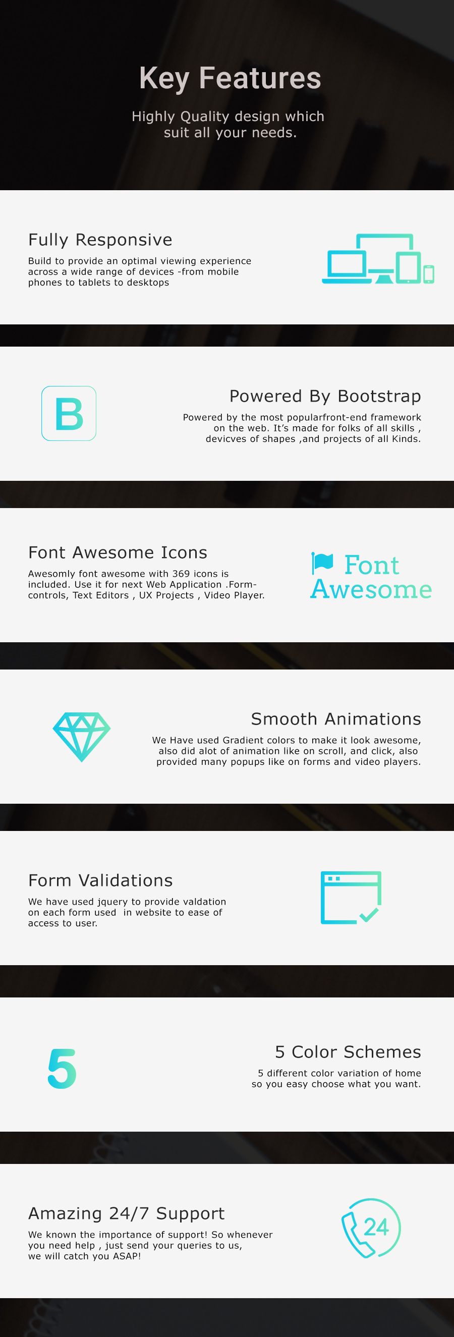 Edutech - Bootstrap 3 MultiPurpose Responsive Template For Everything - 1