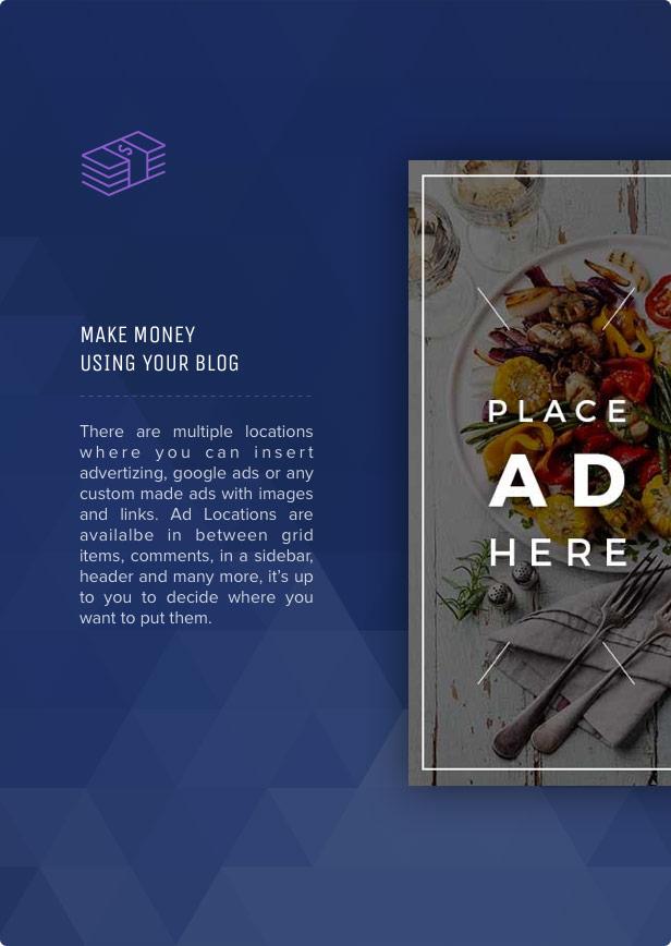 Sun - Grid News Blog with Affiliate links theme for WordPress - 2