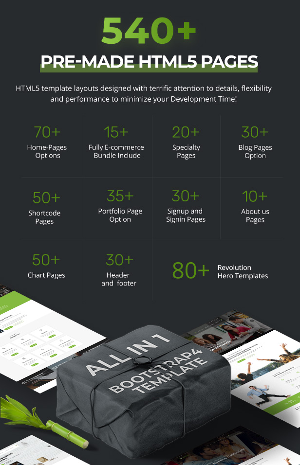 Webster - Responsive Multi-purpose HTML5 Template - 14
