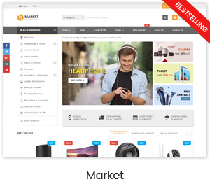 ClickBoom - Responsive Magento 2 Theme for Digital/Fashion Online Shop - 5