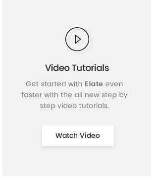 Elate Video Guide