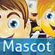 Mixed Mascot Set - GraphicRiver Item for Sale