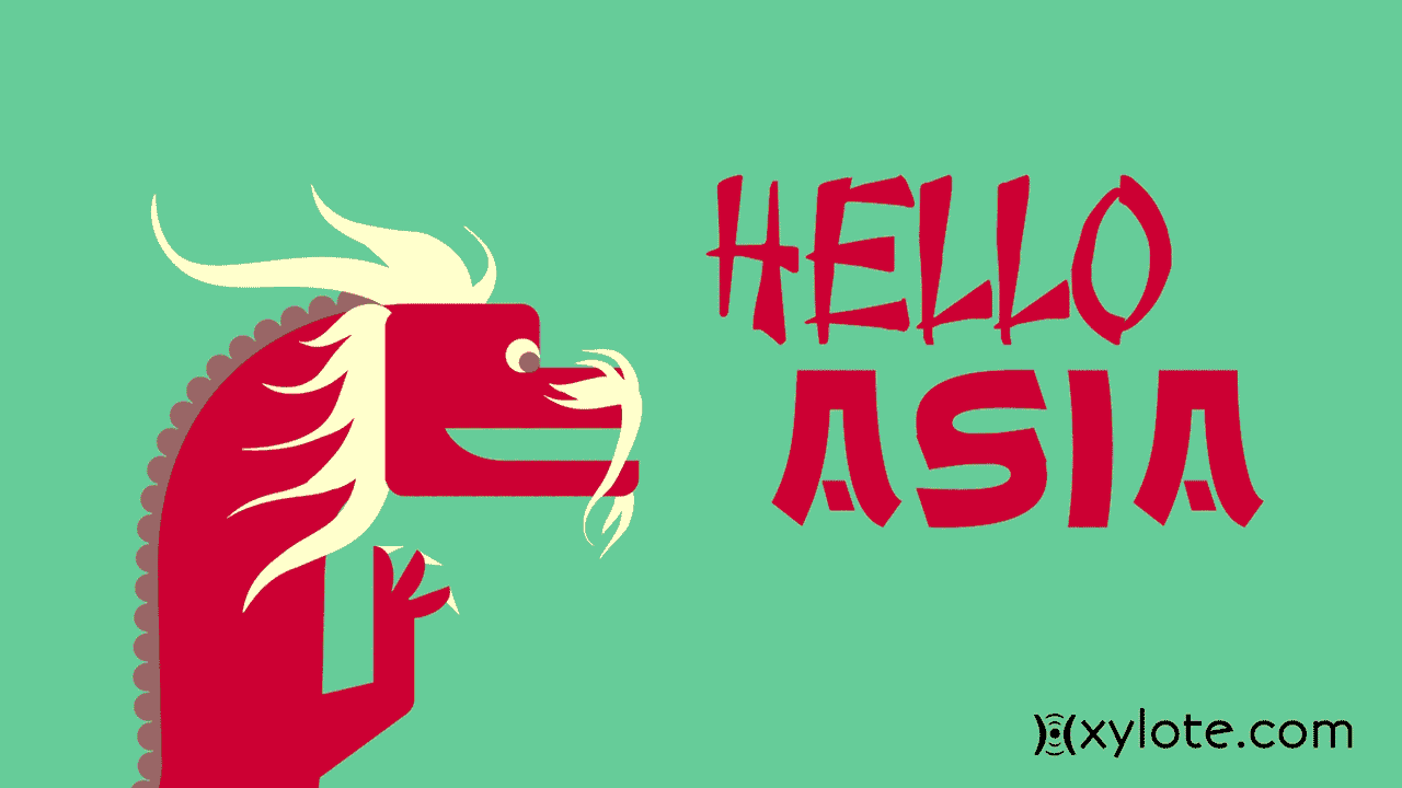 Hello Asia! by Xylote | AudioJungle