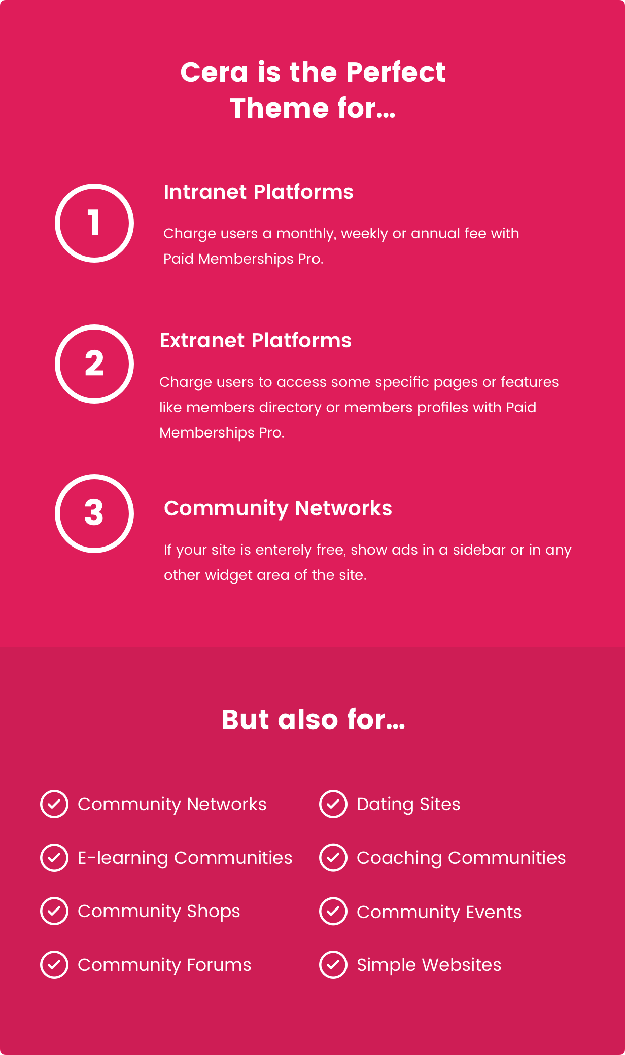 Cera - Intranet & Community Theme - 11