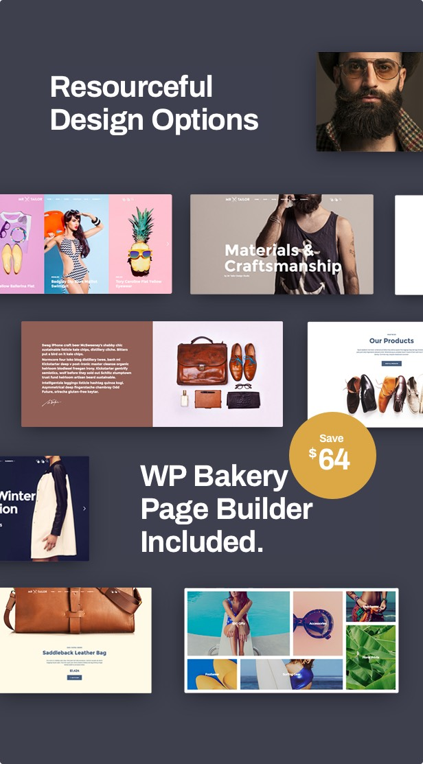 Mr. Tailor - Fashion and Clothing Online Store Theme for WooCommerce - 6