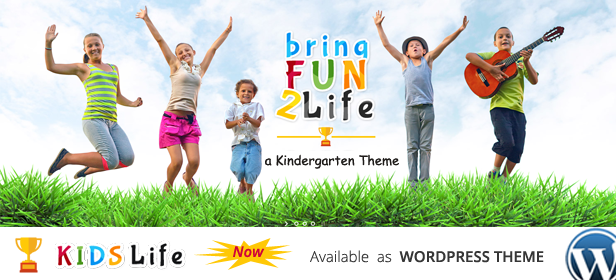 kids life a trendy kids html template by buddhathemes themeforest