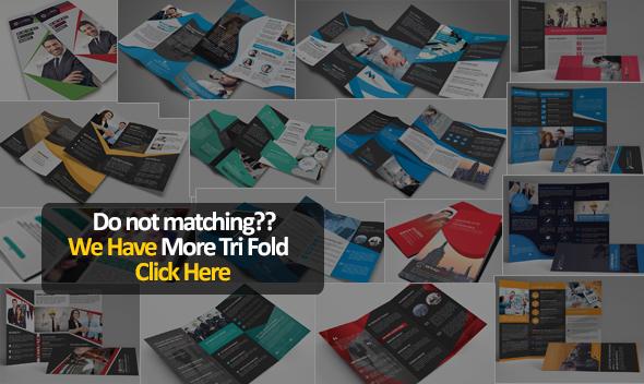 Bi Fold Brochure Bundle 2 in 1  - 1