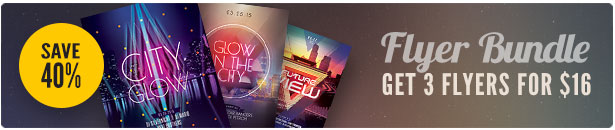 City Flyer Bundle Vol11