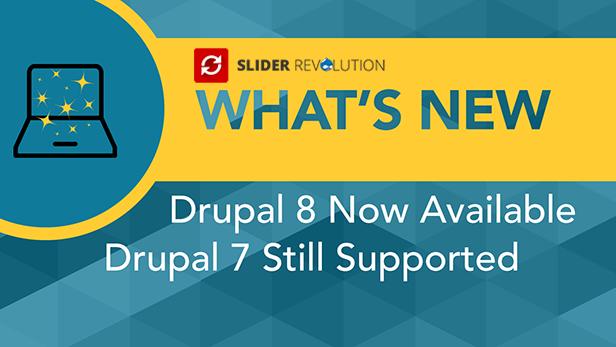 Slider Revolution - Responsive Drupal Module - 5