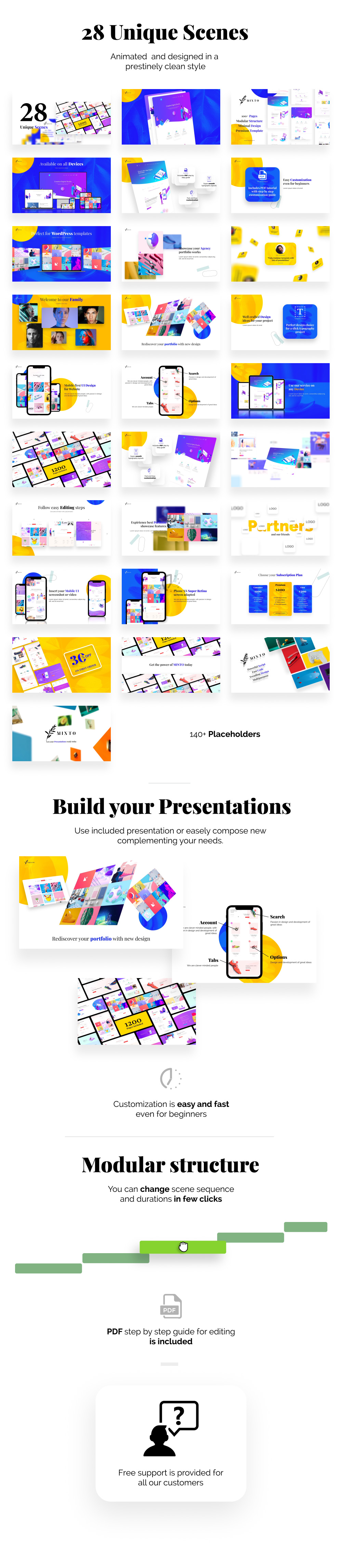 Website Presentation Pack 2 - 1