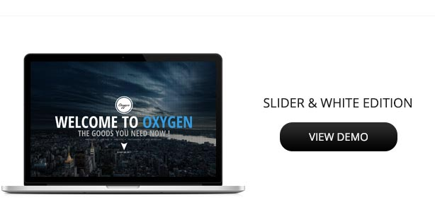 Oxygen One Page Parallax Theme - 10