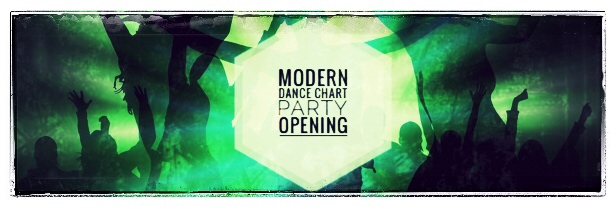 Modern Dance Chart Party Opening
