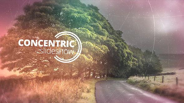 Concentric Slideshow