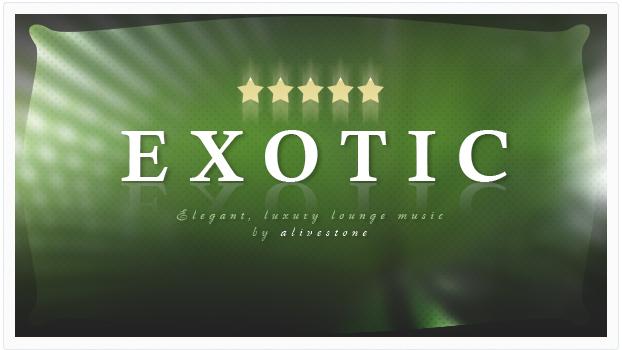 exotic lounge background music